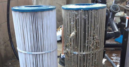 How To Clean Your Cartridge Filter